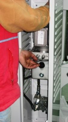 Montaggio idraulico2